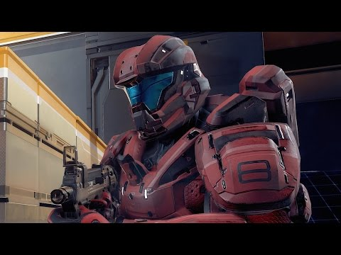 Halo 5 Multiplayer Beta: Eden Gameplay - IGN Plays