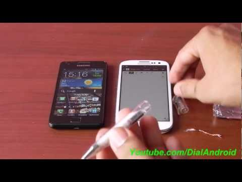 Make Free Capacitive stylus at home for Galaxy S2 S3 iPhone iPad iPod