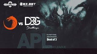 [DOTA 2 LIVE PH] TnC Predator VS DeathBringer Gaming |Bo3| Upper Bracket Asia Pro League