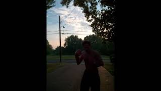 Fourth Round Shadow Boxing
