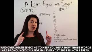 Learn English Fast - How to Learn English with Songs and Music ✔
