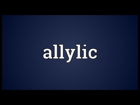 Header of allylic