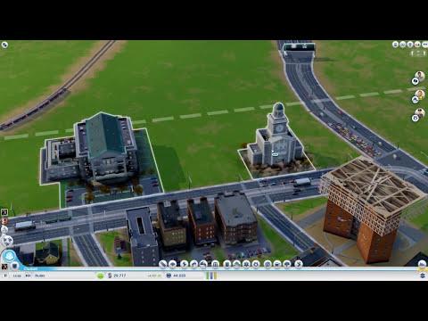 SimCity - Parte 10 - Edificios Culturales
