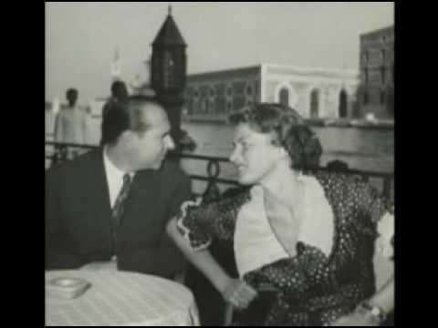 Bergman & Rossellini; A love story