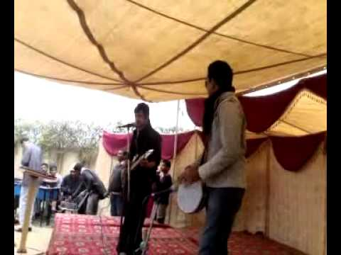 zameer live concert in scolar college lahore 160111
