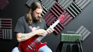 Chris Villines - Yamaha THR10X Demonstration