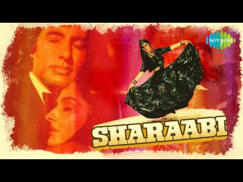 De De Pyaar De (Male) - Kishore Kumar - Amitabh Bachchan - Sharaabi...