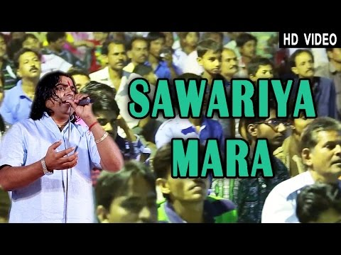Shyam Paliwal Live 2015 | 'sawariya Mhara' | Krishna Bhajan | New Rajasthani Hd Video Song 1080p video