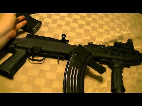 SKS Carbine/Rifle: Part Three: Using an AK Magazine in a SKS