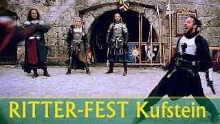 RITTER-FEST Kufstein 2016 - Offizieller Trailer 1 RITTER [HD]