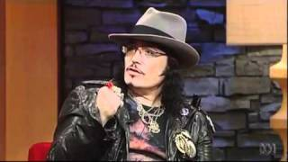 Adam Ant Talks About Meeting Michael Jackson