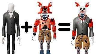 ESCAPE SLENDER FOXY IN ROBLOX