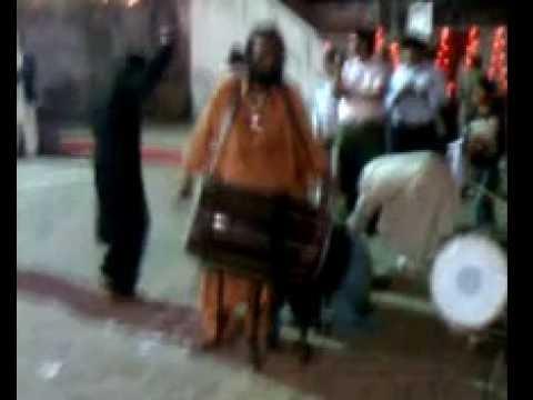 Pappu Sain At Shah Jamal Darbar L I V E.flv video