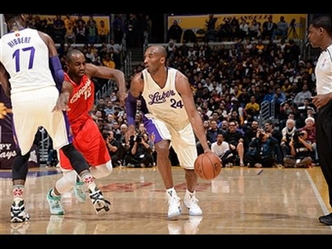 Los Angeles Clippers vs Los Angeles Lakers - December 25, 2015