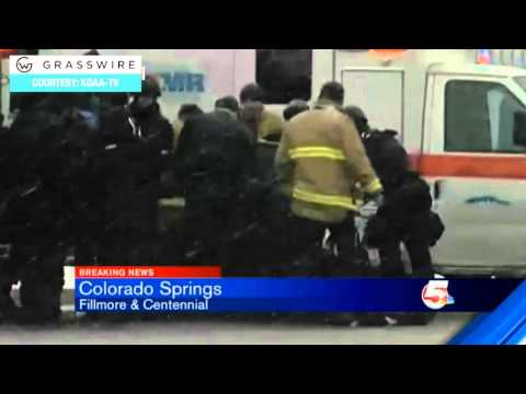 Shooting reported at Colorado Springs Planned Parenthood clinic