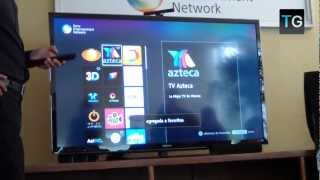 Sony Internet TV en México 2012