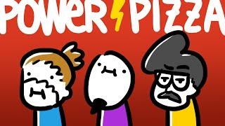 La sigla di POWER PIZZA