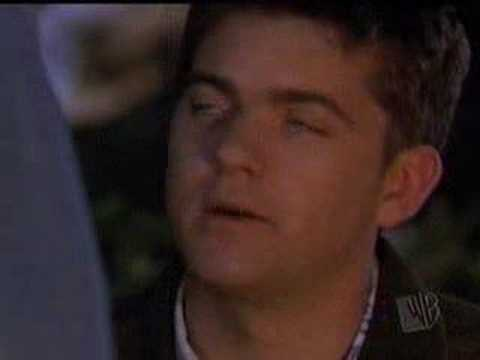 Dawson's Creek Part of Stolen Kisses Pacey and Joey Video
