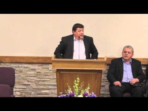 Fratele Dragos Croitoru - Biserica Bethel din Portland, Oregon