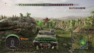 World of Tanks PS4 - Tortoise Francotirador