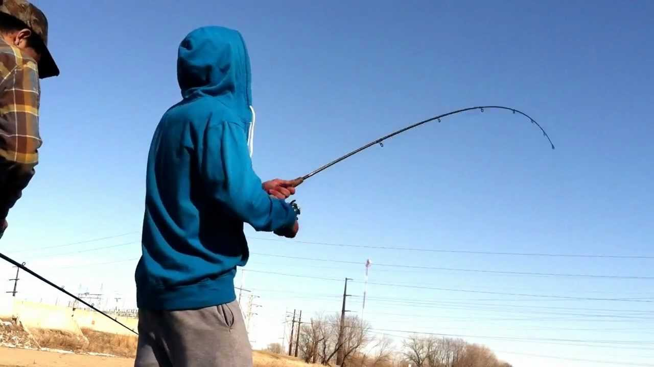 Des moines iowa river fishing giant flat head on bass pole for Iowa out of state fishing license