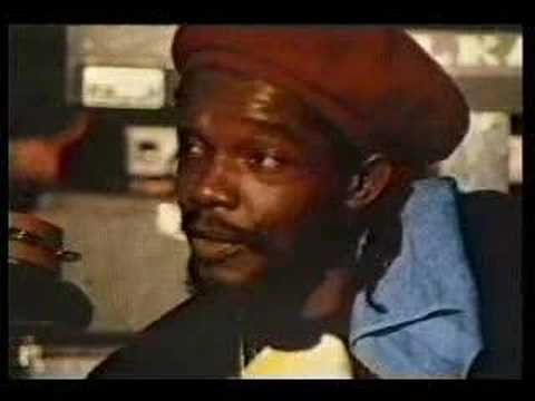 Peter Tosh - Interview (during the reggae Sunplash ´79) Video
