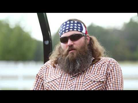 Willie Robertson Chooses Dixie Chopper
