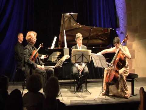 Olivier Messiaen : Quatuor pour la fin du temps