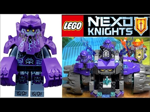 LEGO Nexo Knights 70350 Три Брата. Обзор Лего Нексо Рыцари The Three Brothers