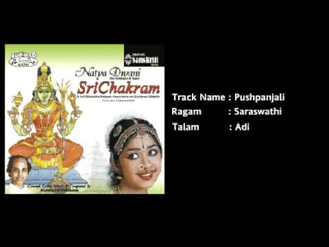 Natya Dwani - Sri Chakram - Bharatanatyam Songs On Goddess Shakthi video