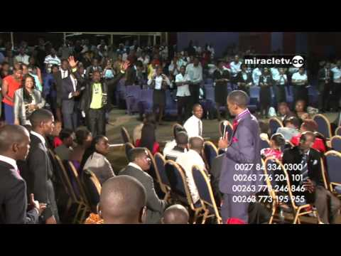 Prophet Uebert Angel - Prophecy to Financial Missionaries