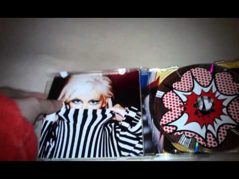 Christina Aguilera - Keeps Gettin&#039; Better: A Decade Of Hits Unboxing