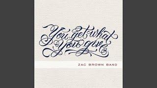 Zac Brown Band Settle Me Down