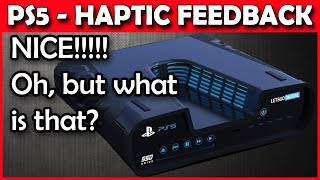 YAY, the PS5 has HAPTIC FEEDBACK!! Okay, but what actually is it?