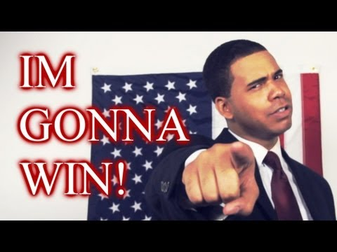 Barack Obama - Im Gonna Win! (i'm Goin' In - Spoof) Now On Itunes! video