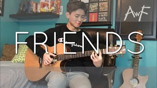 Download Lagu Friends - Marshmello & Anne-Marie - Cover (Fingerstyle guitar) Gratis STAFABAND