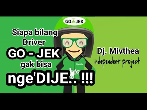 "WOW..!!! DRIVER GOJEK BREAK BEAT ""PECAH GILA"""