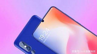 Xiaomi Mi 9 màn hình siêu tràn, Snapdragon 855, 3 camera 48MP giá hơn 10 triệu