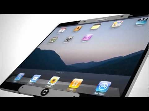 Apple iPad 5 Trailer ?! - iPad 5 Confirmed !