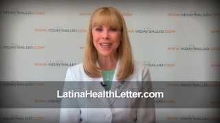 Latina Health Letter - introduction to Sexual Health section