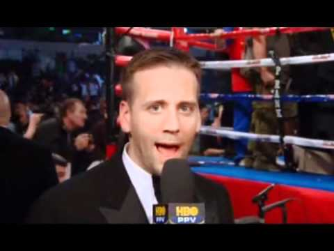 Hbo Boxing Commentators Hbo Commentator Taunting