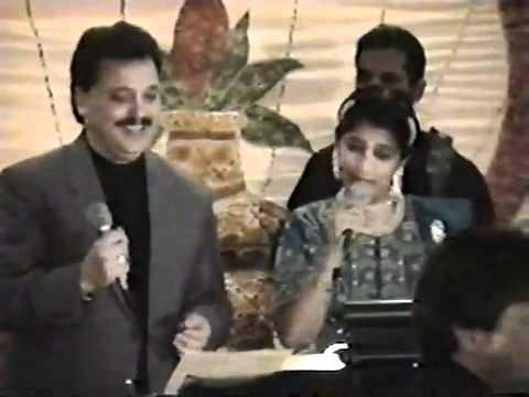 Kali teri choti hai - cover by Chitralekha Dixit and Shailendra...