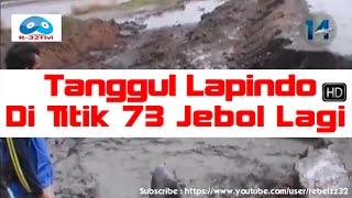 [FULL VIDEO] Situasi Tanggul Lumpur Lapindo di Tiitk  73 Kem... view on break.com tube online.