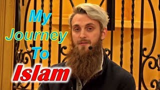Journey to Islam – Brother Josh Angel A Former Musician