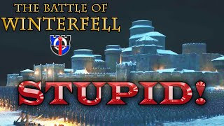 The Battle of Winterfell tactics analysed: Crimes Against Medieval Realism