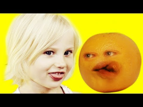 OCUKIDS Auditions - MATILDA AND THE ANNOYING ORANGE!