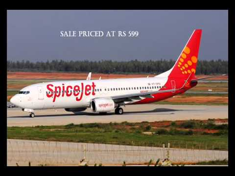 SpiceJet's 'Cheaper Than Train Fares' sale priced at Rs 599; rush for offer crashes site