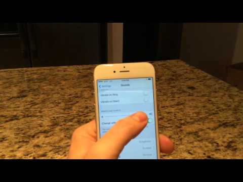 How to easily adjust the ringtone, vibration settings, and notification sounds on your iPhone