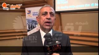 يقين | لقاء مع اسماعيل عبد الغفار رئيس الاكاديمية البحرية حول مستشفي سرطان الاطفال