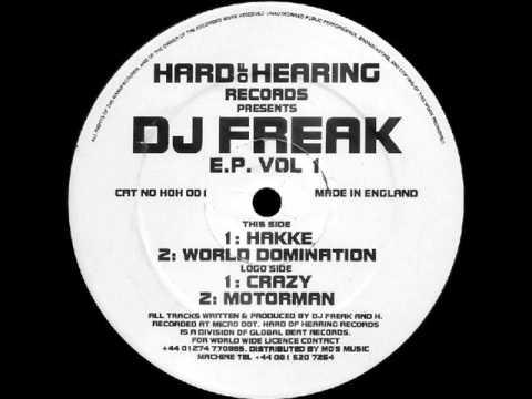 DJ Freak - Crazy